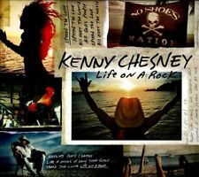 Life on a Rock [Digipak] by Kenny Chesney (CD, Apr-2013, Blue Chair Records)