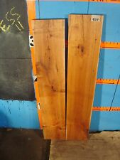 """# 9115  7/8"""" THICK rustic knotty cherry boards wood lumber rustic"""