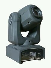 Moving Head LED 10w - 4/12 channels DMX - BRAND NEW - lights - shows - DJ -Party
