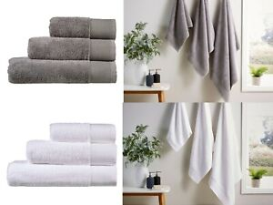Bamboo Super Soft Towels 60% Bamboo 40% Cotton Extra Thick Hotel Quality Towels