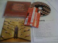 EUROPE / secret society  /JAPAN LTD CD OBI