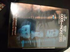 Gods and Monsters new Dvd 1998 Ws Ian McKellen gay Lynn Redgrave Brendan Fraser