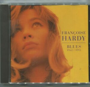 CD Francoise Hardy: Blues 1962 - 1993 (Vogue)