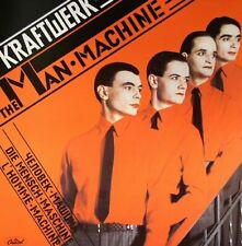 KRAFTWERK - The Man Machine - Vinyl (LP)