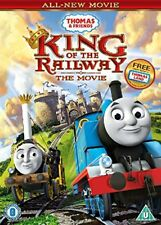 Thomas & Friends: King of the Railway [DVD] - DVD  3WVG The Cheap Fast Free Post