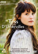 Tess of The D'urbervilles 2008 DVD Region 2