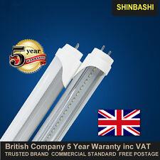 Led T8 tube light 5ft 150CM ttc uk high spec 5 an de garantie