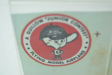 Guillow's Decal Junior Contest Balsa Is Better Flying Model Airplane Hobby 42mm