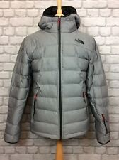 THE NORTH FACE MENS UK M SHARK DOWN GREY PADDED HOODED JACKET COAT RRP £175