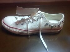 Converse, 547283C, Chuck Taylor,All Star, Low,Ox Gret, 9.5 Womens Shoes