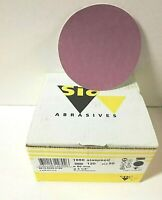 disques  Abrasifs P 120 siaspeed 80MM   (boits 50 disques)