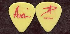 AVRIL LAVIGNE 2003 Shut Me Up Tour Guitar Pick!!! Avril's custom concert stage