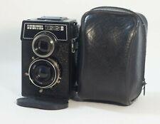 Vintage Lubitel 166b camera LOMO Lomography TLR 6x6 Export USSR