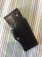 Tex Shoemaker & Sons 53HA Black Leather Holster Tactical RH