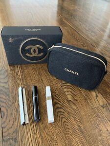 CHANEL 4-Pc. EYES TO MESMERIZE Eye Makeup 2020 Holiday Set