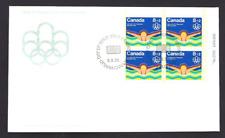 Canada  # B4 URpb    Water Sports  Swimming    New 1975 Unaddressed