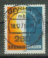 BRD Briefmarken 1979 Energiesparen Mi.Nr.1031