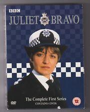 Juliet Bravo - Series 1 (DVD, 2005, 4-Disc Set)