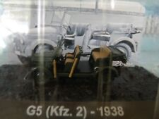 1/72 Amercom  Military Magazine Series Mercedes-Benz Kfz.2 G5  German  1938
