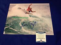 Kelly Slater Signed 11x14 Photo Picture 11x World Champion BAS Beckett COA