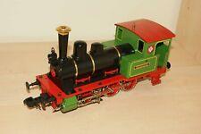 Gauge 1 VN MINT Marklin Edelweiss 0-6-0 Steam Loco Black Red Green Livery UNUSED