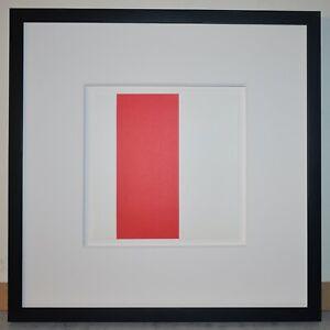 Listed American Artist Sylvia Mangold, Print Lithograph MOMA 1976