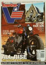 American V Court in Session Excel Verona Kansas Apr May 2014 FREE SHIPPING JB