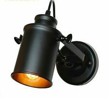 Vintage Wall Lamps Durable Indoor Night Lights Wall-mounted Hardware Light Metal