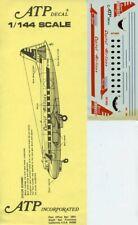ATP Decal 1:144 Capital Airlines Viscount N7465 #n7465U