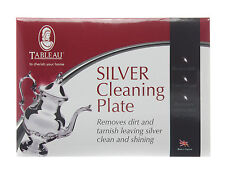 Tableau Silver Cleaner Cleaning Plate TCP