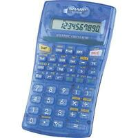 Sharp EL-501WBBL Scientific Calculator NEW IN BOX GREAT BUY FOR HOLIDAY SHOPPING