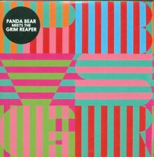 Panda Bear Meets The Grim Reaper Cardsleeve Promo Full Album Cd Ottimo
