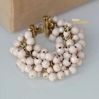 Grossiste Revendeur Vente en Gros Bracelet Branché Mini Perle Rose Pale CT4