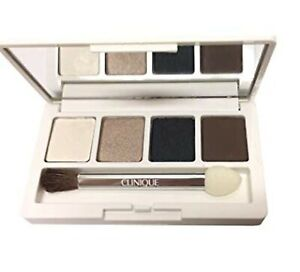 CLINIQUE  ALL ABOUT SHADOW QUAD - 02 JENNA'S ESSENTIAL