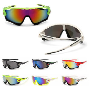 Outdoor Cycling Biking Driving Running Golf Fishing Men Ladies Sports Sunglasses
