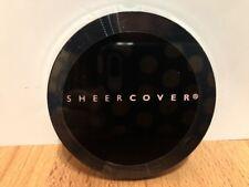 NEW SEALED Sheer Cover COMPACT CREAM Highlighter Lip Gloss Eyeliner Palette
