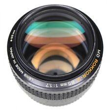 Minolta MD-X 85mm f1.7  #2204501