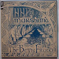 BEVIS FROND: Inner Mashland PSYCH PROG vinyl lp RECKLESS beautiful NM- INSERT