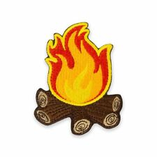 PDW Campfire Morale Patch Prometheus Design Werx