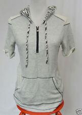 Cotton Blend Hooded Medium Knit Women's Jumpers & Cardigans