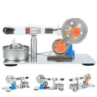 Stirling Engine Hot Air Model Motor Educational Kit Heat Steam Physics Education