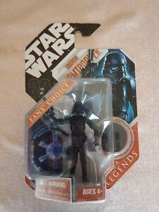 Shadow Stormtrooper MOC 30th Anniversary Star Wars Figure NEW