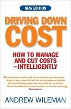 Driving Down Costs: How to Manage and Cut Costs - Intelligently-ExLibrary