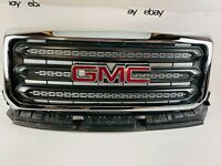2015 2016 2017 2018 2019 CANYON CHROME GRILLE GRILL W/ EMBLEM