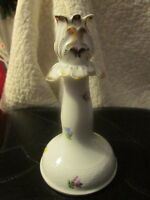 Herend Beautiful Candle Holder,Hungarian Hand Painted