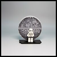 Acrylic display stand for LEGO Star Wars Minifigures