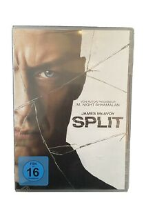 Split (2017, DVD video)