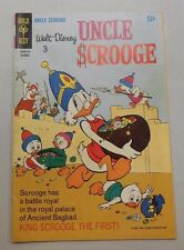 Uncle Scrooge #71 (October 1967, Gold Key) FN/VF7.0! Nice high grade silver age!
