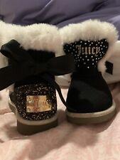 Juicy Boots Girls Toddler Sz 7 Warm Weather Winter
