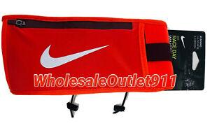 New Nike Race Day Waistpack Running Unisex Pockets Adjustable Ergonomic